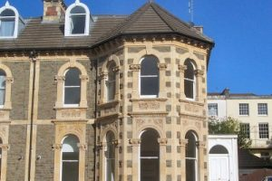Period property in 1 bed flat Clifton