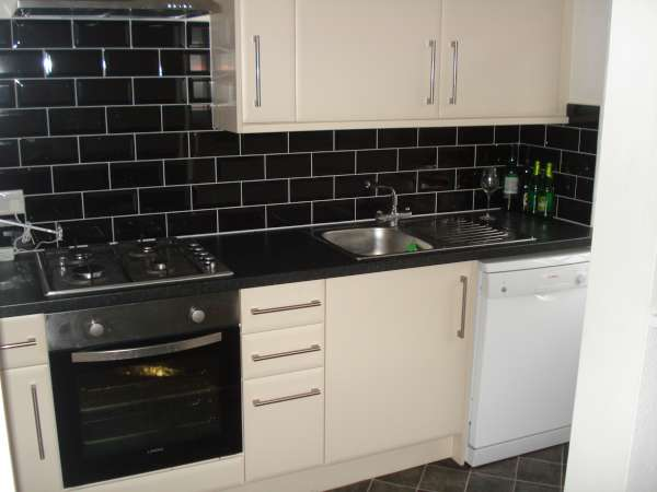 Kitchen 1 Bed Flat Clifton